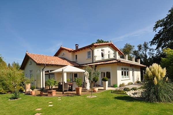 Mediterrane Häuser » Team Hausbau